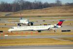 天空の鳩さんが、シンシナティ・ノーザンケンタッキー国際空港で撮影したエンデバー・エア CL-600-2D24 Regional Jet CRJ-900LRの航空フォト(写真)