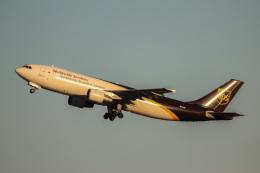 天空の鳩さんが、ルイビル国際空港で撮影したUPS航空 A300F4-622Rの航空フォト(飛行機 写真・画像)