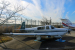 Wasawasa-isaoさんが、成田国際空港で撮影した日本個人所有 M20M TLSの航空フォト(飛行機 写真・画像)