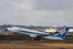 Maestroさんが、富山空港で撮影した全日空 737-881の航空フォト(写真)