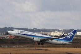 Maestroさんが、富山空港で撮影した全日空 737-881の航空フォト(飛行機 写真・画像)