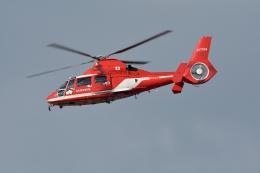 qooさんが、高松空港で撮影した名古屋市消防航空隊 AS365N3 Dauphin 2の航空フォト(飛行機 写真・画像)