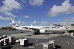 D-AWTRさんが、ダニエル・K・イノウエ国際空港で撮影した日本航空 777-346/ERの航空フォト(飛行機 写真・画像)
