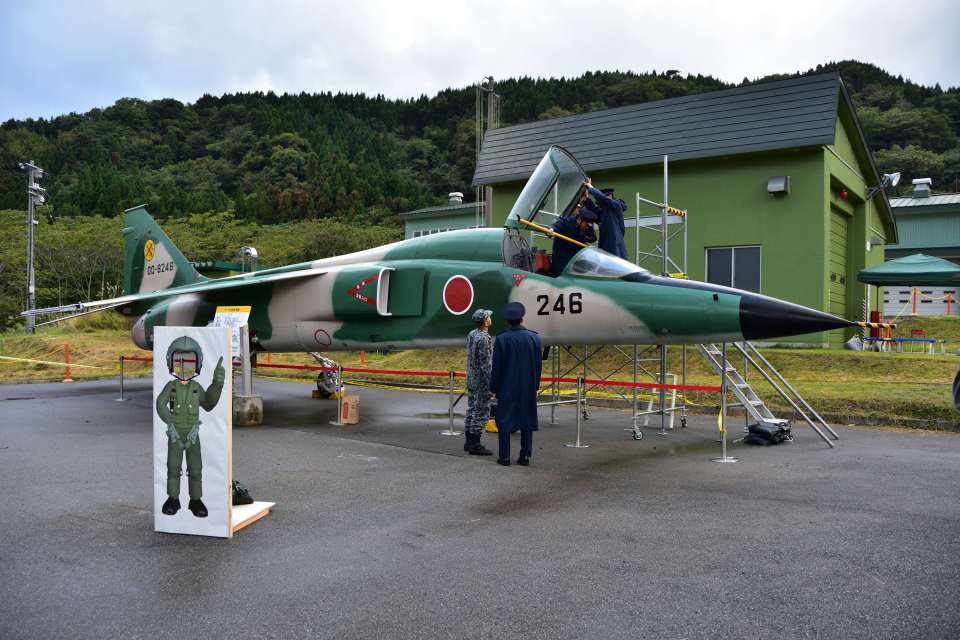 canaanさんの航空自衛隊 Mitsubishi F-1 (00-8246) 航空フォト