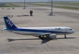 TUILANYAKSUさんが、中部国際空港で撮影した全日空 A320-214の航空フォト(飛行機 写真・画像)