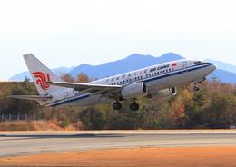 広島空港 - Hiroshima Airport [HIJ/RJOA]で撮影された中国国際航空 - Air China [CA/CCA]の航空機写真