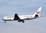 voyagerさんが、羽田空港で撮影した日本航空 767-346/ERの航空フォト(写真)