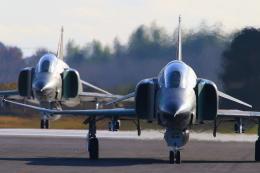 かみじょー。さんが、茨城空港で撮影した航空自衛隊 RF-4E Phantom IIの航空フォト(飛行機 写真・画像)