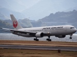 ken1☆MYJさんが、長崎空港で撮影した日本航空 767-346の航空フォト(写真)