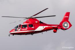 triton@blueさんが、高松空港で撮影した名古屋市消防航空隊 AS365N3 Dauphin 2の航空フォト(飛行機 写真・画像)