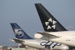 まっくうさんが、松山空港で撮影した全日空 777-281の航空フォト(写真)