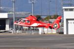 turenoアカクロさんが、高松空港で撮影した名古屋市消防航空隊 AS365N3 Dauphin 2の航空フォト(写真)