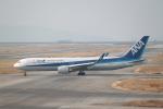 職業旅人さんが、関西国際空港で撮影した全日空 767-381/ERの航空フォト(写真)