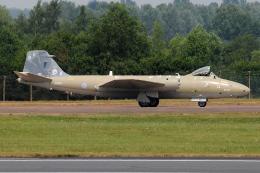 Tomo-Papaさんが、フェアフォード空軍基地で撮影したイギリス個人所有 Canberra PR.9の航空フォト(飛行機 写真・画像)