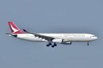 てんどんさんが、香港国際空港で撮影したキャセイドラゴン A330-343Xの航空フォト(写真)