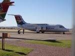 FightFCGIFUさんが、アピントン空港で撮影したエアリンク Avro 146-RJ85Aの航空フォト(写真)
