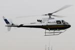 Chofu Spotter Ariaさんが、東京ヘリポートで撮影した日本法人所有 AS350B3 Ecureuilの航空フォト(写真)