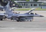 RA-86141さんが、花蓮空港で撮影した中華民国空軍 F-16B Fighting Falconの航空フォト(写真)