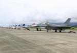 RA-86141さんが、花蓮空港で撮影した中華民国空軍 F-16A Fighting Falconの航空フォト(写真)
