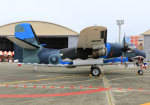 RA-86141さんが、花蓮空港で撮影した中華民国空軍 S-2T Turbo Trackerの航空フォト(飛行機 写真・画像)