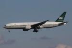 れえどんさんが、成田国際空港で撮影したパキスタン国際航空 777-2Q8/ERの航空フォト(写真)