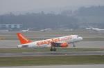 pringlesさんが、チューリッヒ空港で撮影したイージージェット A319-111の航空フォト(写真)