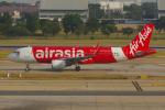 PASSENGERさんが、ドンムアン空港で撮影したタイ・エアアジア A320-216の航空フォト(写真)