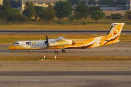 PASSENGERさんが、ドンムアン空港で撮影したノックエア DHC-8-402Q Dash 8の航空フォト(飛行機 写真・画像)