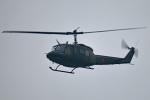 tsubasa0624さんが、習志野演習場で撮影した陸上自衛隊 UH-1Jの航空フォト(写真)