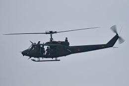 tsubasa0624さんが、習志野演習場で撮影した陸上自衛隊 UH-1Jの航空フォト(飛行機 写真・画像)