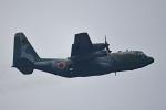 tsubasa0624さんが、習志野演習場で撮影した航空自衛隊 C-130H Herculesの航空フォト(飛行機 写真・画像)