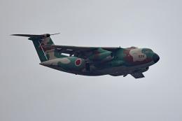 tsubasa0624さんが、習志野演習場で撮影した航空自衛隊 C-1の航空フォト(飛行機 写真・画像)