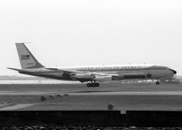 voyagerさんが、羽田空港で撮影したアメリカ空軍 VC-137C (707-353B)の航空フォト(写真)