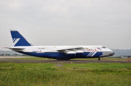 kumagorouさんが、仙台空港で撮影したポレット・エアラインズ An-124-100 Ruslanの航空フォト(写真)