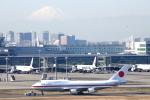 SKYLINEさんが、羽田空港で撮影した航空自衛隊 747-47Cの航空フォト(写真)
