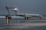 北の熊さんが、新千歳空港で撮影した金鹿航空 G-IV-X Gulfstream G450の航空フォト(写真)