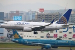 Kuuさんが、福岡空港で撮影したユナイテッド航空 737-724の航空フォト(写真)