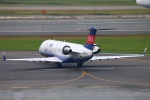 Kuuさんが、福岡空港で撮影したアイベックスエアラインズ CL-600-2B19 Regional Jet CRJ-200ERの航空フォト(写真)