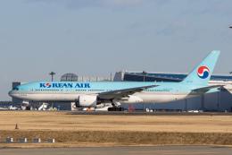 航空フォト:HL7715 大韓航空 777-200