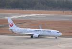 anagumaさんが、広島空港で撮影した日本航空 737-846の航空フォト(写真)