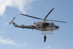 go44さんが、鈴鹿サーキットで撮影した三重県防災航空隊 412の航空フォト(写真)