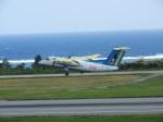 おっつんさんが、新石垣空港で撮影した琉球エアーコミューター DHC-8-103 Dash 8の航空フォト(飛行機 写真・画像)
