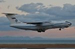 ジェットジャンボさんが、山口宇部空港で撮影したロシア空軍 Il-76MDの航空フォト(写真)