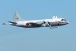 うめやしきさんが、厚木飛行場で撮影した海上自衛隊 UP-3Cの航空フォト(飛行機 写真・画像)