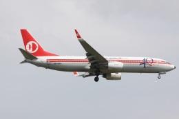 turt@かめちゃんさんが、台湾桃園国際空港で撮影したマレーシア航空 737-8H6の航空フォト(写真)
