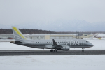 ATOMさんが、新千歳空港で撮影したフジドリームエアラインズ ERJ-170-200 (ERJ-175STD)の航空フォト(写真)