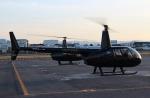 ハピネスさんが、八尾空港で撮影した日本法人所有 R44 IIの航空フォト(写真)