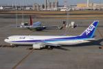 りんたろうさんが、羽田空港で撮影した全日空 767-381/ERの航空フォト(写真)