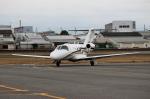 ハピネスさんが、八尾空港で撮影したコーナン商事 525A Citation CJ1の航空フォト(飛行機 写真・画像)