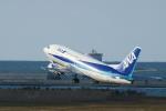 kij niigataさんが、新潟空港で撮影したANAウイングス 737-54Kの航空フォト(写真)